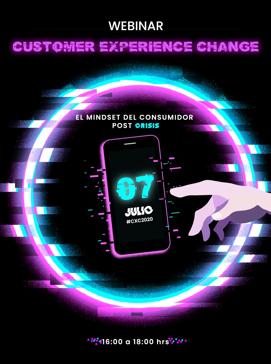 Webinar Customer experience change