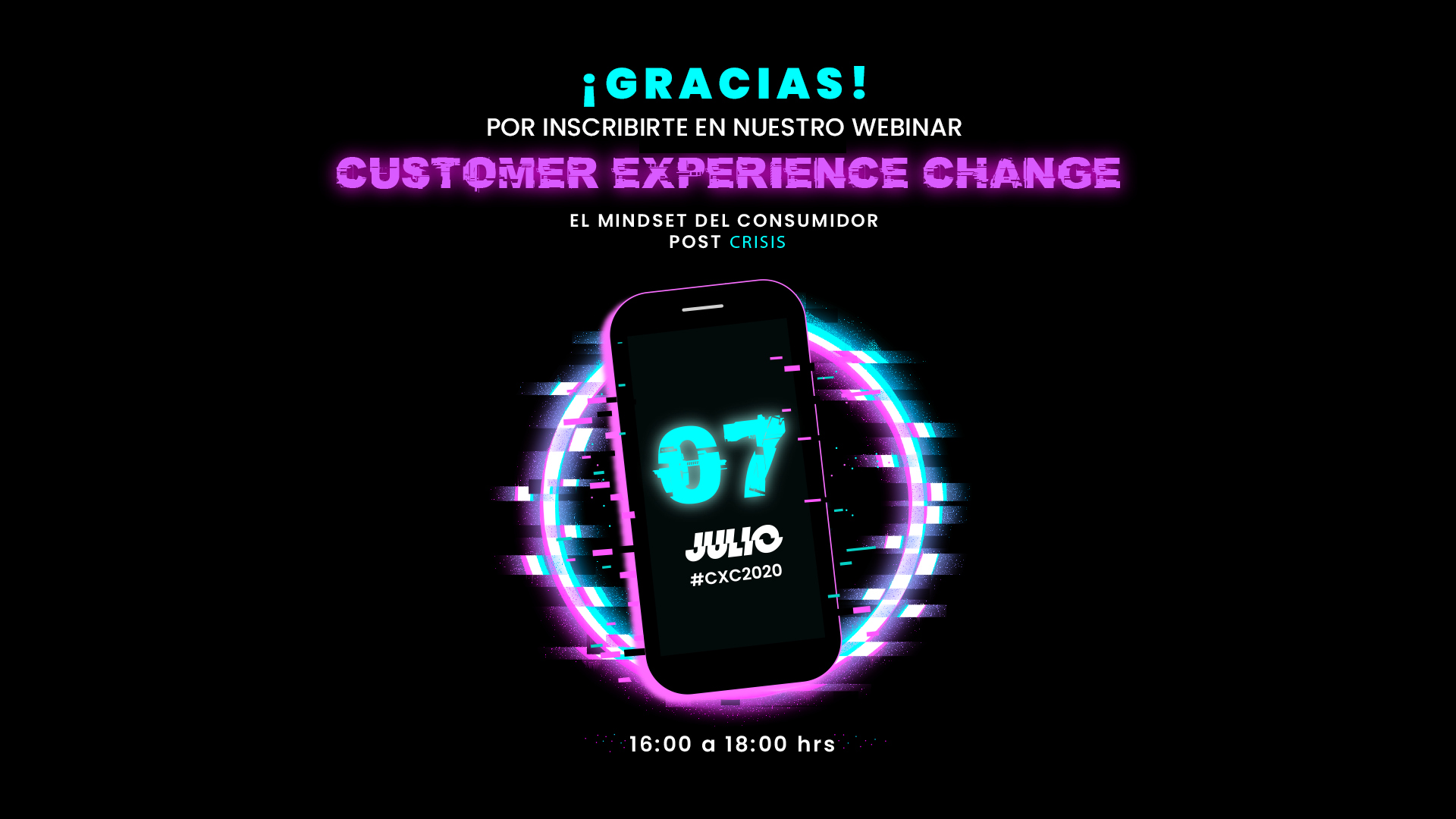 Webinar Gracias costumer experience webinar